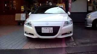 2010 CRーZ シーアール-ズィー HONDA ZF1 i-VTEC エンジン Honda IMAシステム