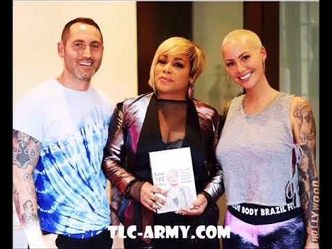 T-Boz Of TLC Offers Sex + Relationship Advice On LoveLine With Amber Rose Sept 2017 | TLC-Army.com