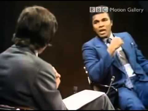 Muhammad Ali Speaking Truth In 1971