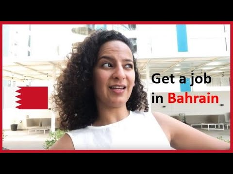 How To Land Your Next Job In Bahrain
