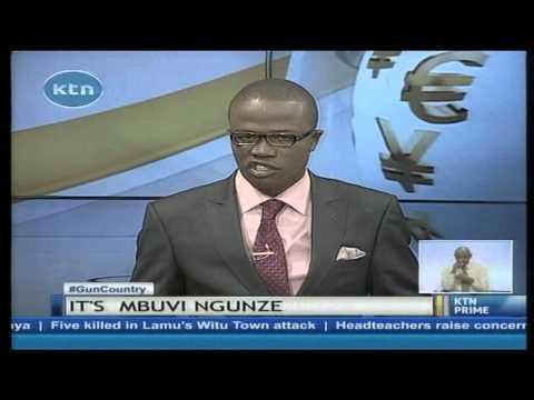 Mbuvi Ngunze to replace Titus Naikuni as Kenya Airways C.E.O