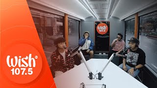 "ALLMO$T performs ""Space"" LIVE on Wish 107.5 Bus"
