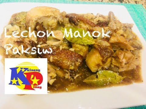 Lechon Manok Paksiw