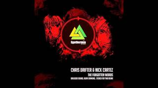 Chris Drifter & Nick Cartez - The Forgotten Words (Original Mix)