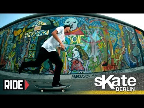 SKATE Berlin with Denny Pham