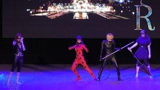 АзияБриз 2016. Лучшее командное дефиле (выбор зрителей) - Багованные Леди: Miraculous Ladybug