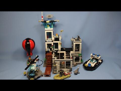 LEGO CITY - PRISON ISLAND, 60130 / ЛЕГО СИТИ - ОСТРОВ - ТЮРЬМА, 60130.