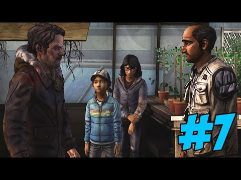 ALL MY FAULT! | The Walking Dead: Season 2 | Episode 3 | Part 1