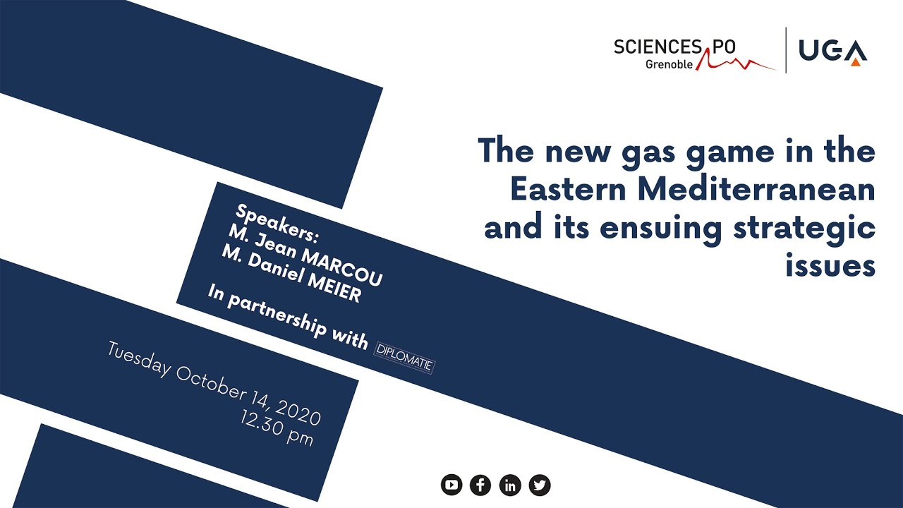 Download Webinar#1: The new gas game in the Eastern Mediterranean and its ensuing strategic issues