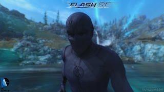 Skyrim SE The Flash Mod