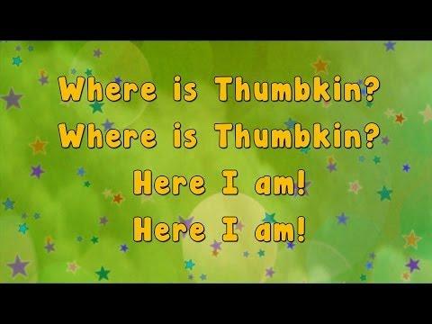 Karaoke - Karaoke - Where is Thumbkin?