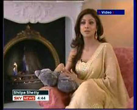 Shilpa Shetty Interview part 6
