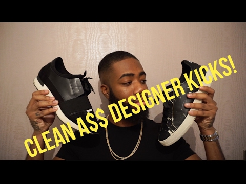 Keeping My Designer Sneakers Clean!