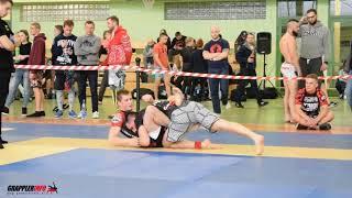 [XIII PP ADCC]  Kmiotek Marcin vs Smulski Tomasz, Zaawansowani, 83kg