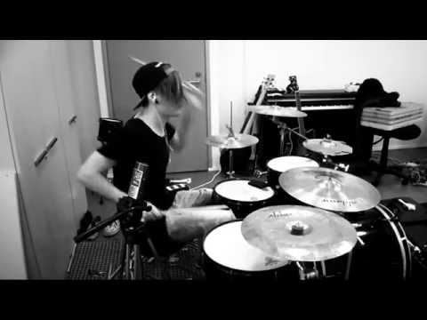 Willow Smith - Waves Of Nature - Drum Cover