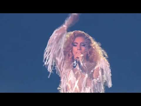 Lady Gaga - The Cure Live ( Rehearsals ) American Music Awards 2017