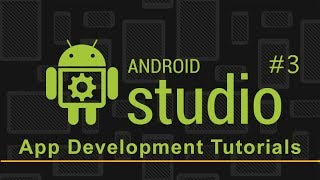 Android Studio App Development | Adding the Contact List | Part 3
