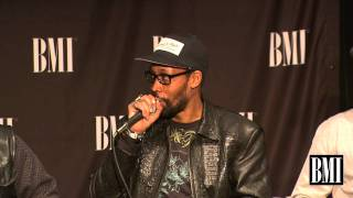 How I Wrote That Song 2012 - RZA at Songwriter
