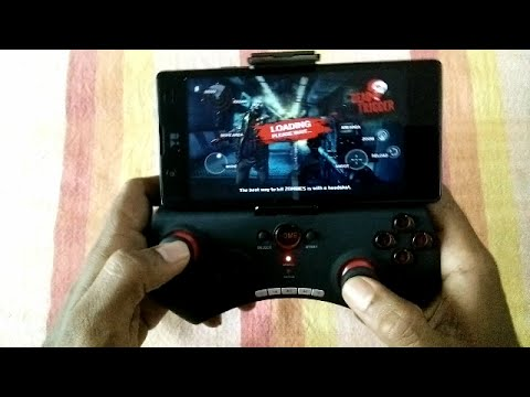 How to connect bluetooth gamepad Android Devices