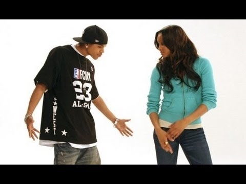 @Ciara & @ChrisBrown Dancing to Janet &...