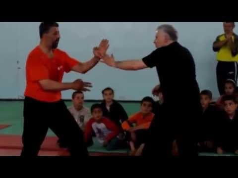 Stage Club Shaolin Kung Fu de Fréha(Tizi Ouzou).