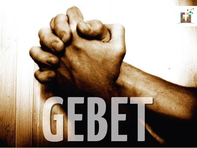 Gebet: Vergebung