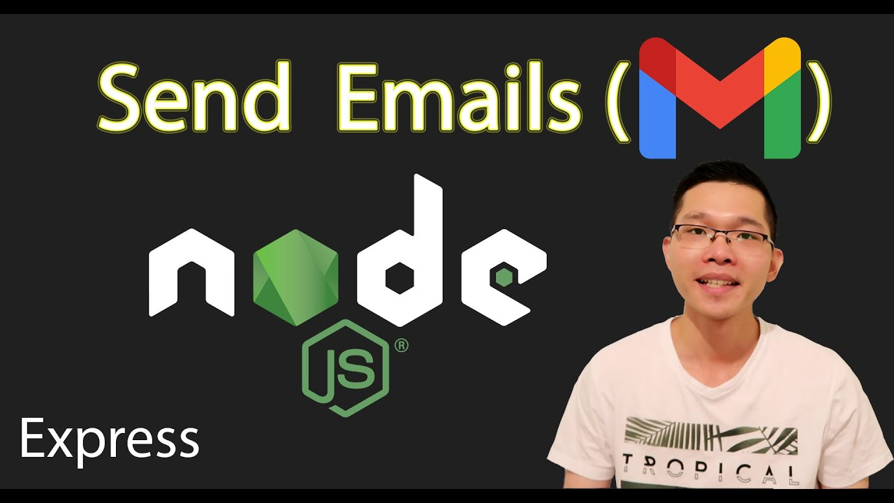 Send Emails with Node.js in 3 Simple Steps