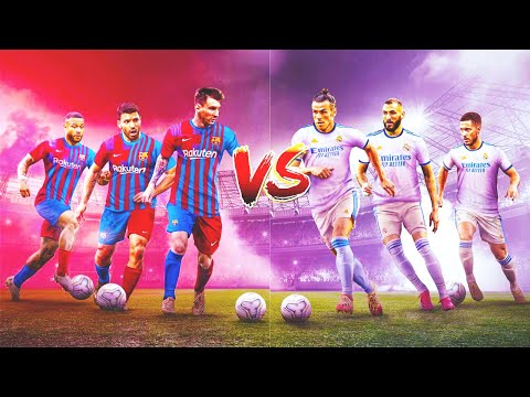 BARCELONA vs REAL MADRID: WHO WILL BE BETTER in the NEW SEASON?