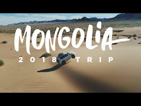Mongolia 2018 trip // фильм