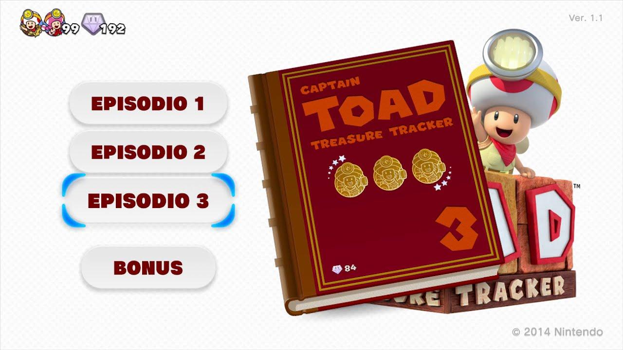 Captain toad treasure tracker 100 walkthrough parte 21 di 25