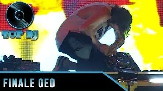 La Finale di TOP DJ | Il dj set pazzesco di GEO FROM HELL