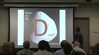 Ted Ground - Mission to Deimos - 20th Annual International Mars Society Convention