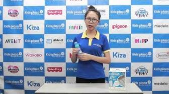 Đánh giá bình sữa nhựa PP Dr Brown's cổ hẹp 120ml