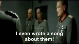 Hitlers Jonas Brothers rage