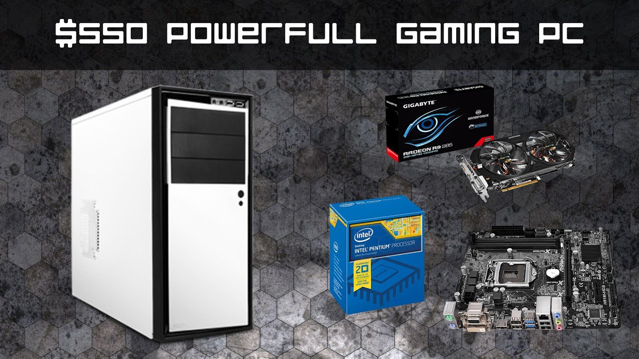 Build A Powerful Budget Gaming Pc