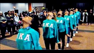 CAU's Alpha Pi Chapter of Alpha Kappa Alpha Founder's Day Celebration [Clark Atlanta University] thumbnail