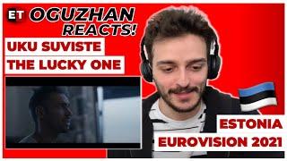 REACTION: Uku Suviste - The Lucky One (Eurovision 2021 🇪🇪 Estonia)