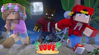 Minecraft LOVE ISLAND - THERE IS AN EVIL WEREWOLF ON THE ISLAND!!