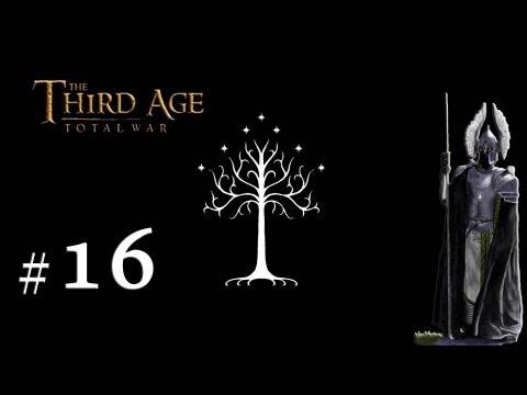 Third Age Total War (MOS)   ►Gondor [16]   Minas Tirith. Rico Lag xD