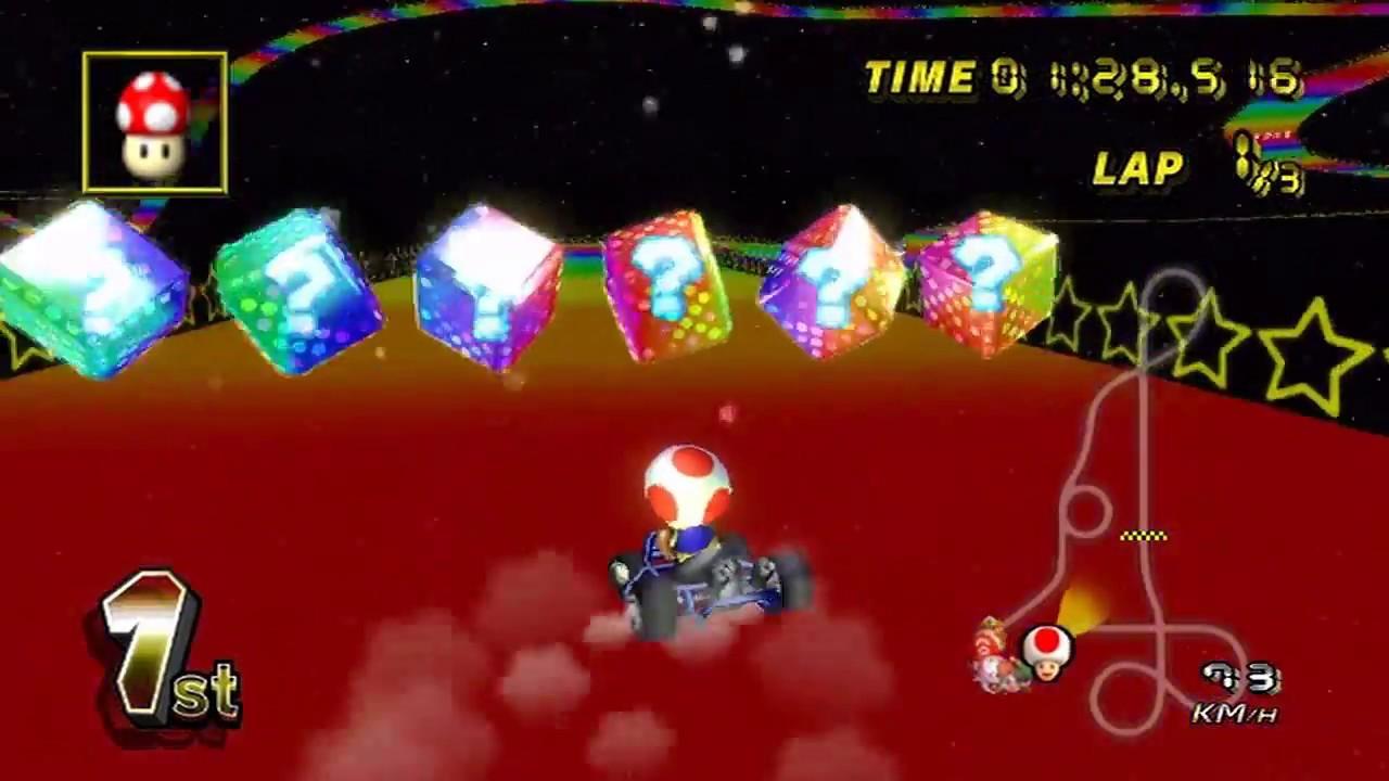 Custom Track - N64 Rainbow Road [v1 0] (By Torran)
