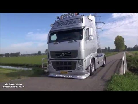 Strakke & Nice Volvo FH 500 EEV met Brulpijp Sound | Wiltra Transport | Loud Pipes Save Lifes