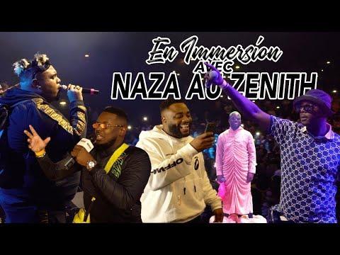 Youtube: En immersion avec Naza au Zénith: Ninho, Gradur, Keblack, Marwa Loud, Vegedream , Joé Dwèt Filé …