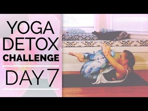 Day 7 - Kundalini Yoga, Subtle Body Detox for More Energy - Yoga Detox Challenge (50-Min)