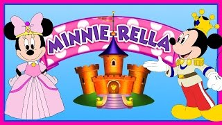 mickey mouse clubhouse minnierella magical journey minnie mouse baby games for kids