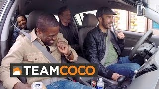 "Never-before-seen extras from Conan's now-infamous car ride with Kevin Hart and Ice Cube. Get ""Ride Along"" on Blu-ray™ @ http://ridealong.com Team Coco ..."