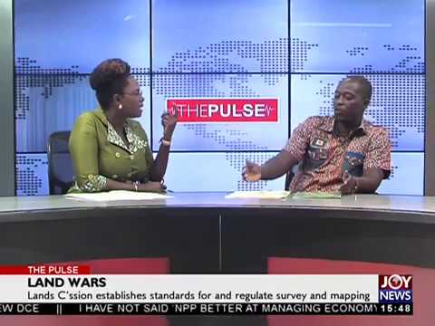 Land Wars - The Pulse on JoyNews (3-11-17)