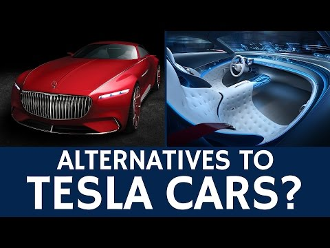 Better than Teslas? Top 10 Electric Car Alternatives to Tesla 3 and Model S
