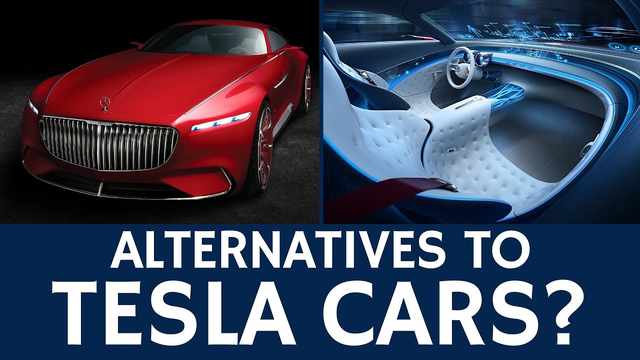 Top 10 Electric Car Alternatives To Tesla 3 And Model S