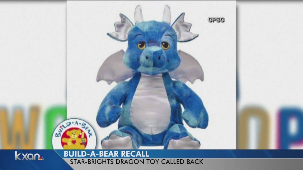 b93095fc685 Build-A-Bear recall - YouTube