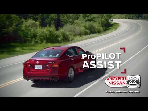 2019 Nissan Altima Review   Stateline Nissan